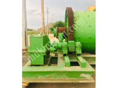 Used Micronized Mill 2000X3200 Mm