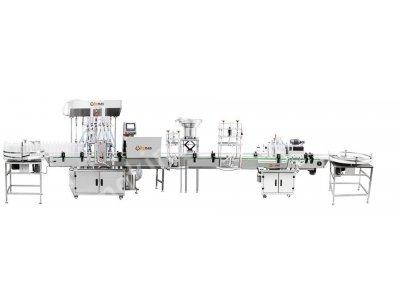Otomatik Bal Dolum Hattı (Ultraviole Sistemli Yerli Üretim)