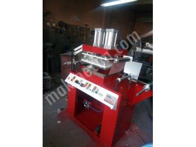 Baskı Makinası  Sıcak Klişe Yaldız Baskı Makinesi Tam  Otomatik Yaldız Baskı Makinesi