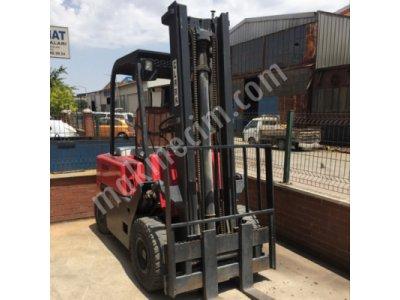 Hurda Fiyatına Çalışır Forklift