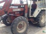 4X4 Turk Fıat Traktor Kazıcı Ve Yukleyici