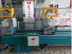 Yılmaz Marka Çift Köşe Alüminyum Kesim Makinası