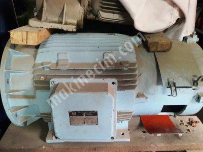 Dc Motor.33Kw-1400Dev-460V.tam Kapalı Mot.