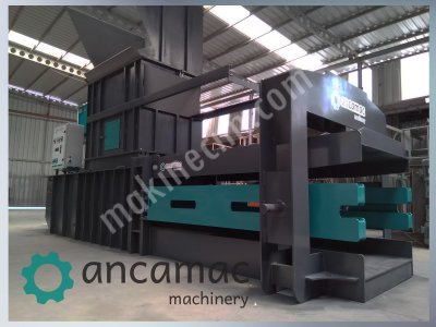 Horizontal Baling Pres Machine