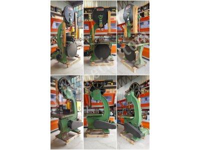 2. El Şerit Testere Hızar Makinesi Eker 70 Cm