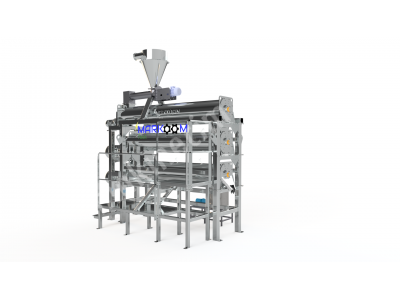Susam Kabuğu Soyma Makinesi