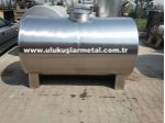 Milk Stainless Tank Milk Trabsport Tank Mounted Milk