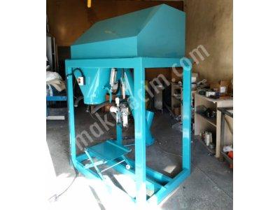 Mini 5 Kg 20 Kg Arası Dolum Makinası