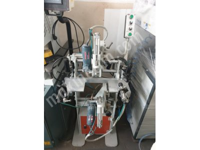 Pvc Otomatik İkili Su Tahliye Makinası Etm Marka