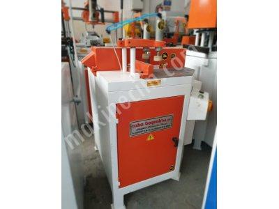 Pvc Ve Alüminyum Kertme Makinası Otomatik Anadolu Makinadan