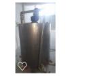 Ceketli  Rediktör Karıştırıcılı Krom Pişirme Kazanları  1 Ton
