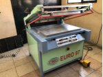 İtalyan  50X70   Cms   Marka  Vakumlu Otomatik Serigrafi Baskı Makinesi  Satılmıştır-Arus Marka  Rrr