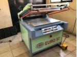 İtalyan  50X70   Cms   Marka  Vakumlu Otomatik Serigrafi Baskı Makinesi  3700   Euro