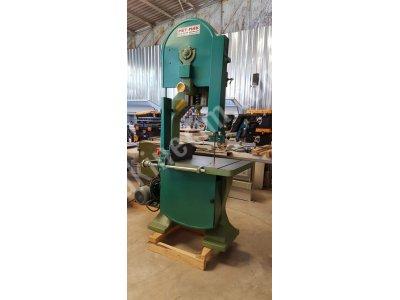 2. El Şerit Testere Hizar Makinesi Met-Mak 60 Cm