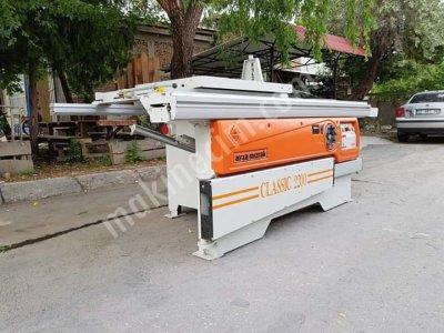 2. El Cizicili Yatar Daire Makinesi Ayza Mızrak Classic 2200