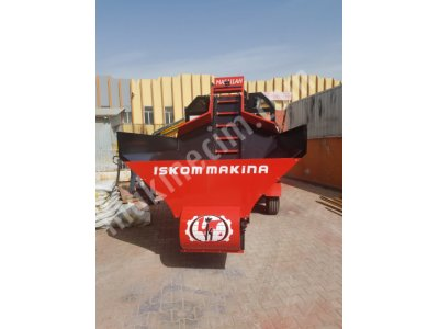 İskom Makina 25-50 Kg Silaj Küspe Paketleme Makinası
