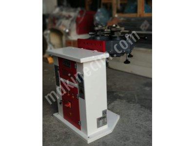 3 Toplu 32 Lik Boru Ve Profil Bükme Makinası