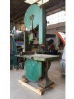 2. El Şerit Testere Hizar Makinesi Burselkur 80 Cm