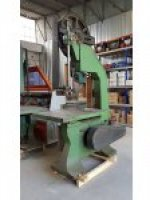 2. El Şerit Testere Hizar Makinesi Aysan 80 Cm