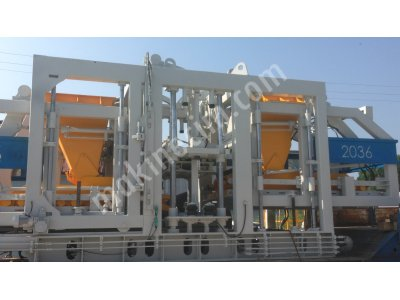 Beton Block Machine