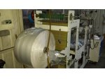 Plastik Eldiven Makinası Cift Hatli ( Kullanilmamis )
