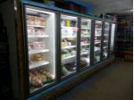 İmalattan Sıfır Kapaklı Sütlük Market İçecek Dolabı