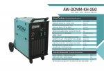 250 Amper Gazaltı Kaynak Makinesi