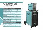 500 Amper Su Soğutmalı Gazaltı Kaynak Makinesi
