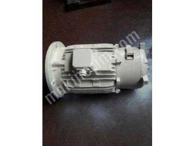 Dc Motor 5Kw-3000Dev-400V.tam Kapalı