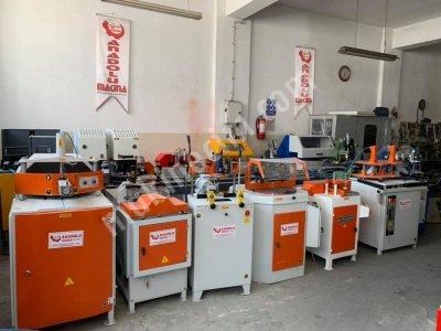 Pvc Makinaları Tam Set 6 Adet Anadolu Makinadan
