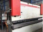 Mgm 4100 X 13 Baikal Guillotine Shear & Aph 4112 X 300 Tons Press Brake