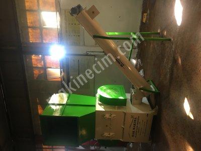 Plastik Kırma Makinası 60-80-100-120-150