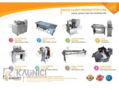 ROCK CANDY PRODUCTION LINE