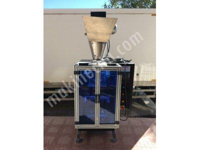 Dikey Toz Dolum Ve Paketleme Makinası Sıfır Makina