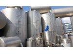 Fermentasyon Tankı Sirke Şarap Alkol Tankı Depolama Stok