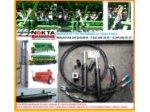 Mibzer Makina Hidrolik Sistemi, Hidrolik Mibzer Makine Piston Seti, Konya Mibzer Piston İmalat
