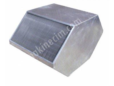 53-0800 Karşıt Akış Aluminyum Reküperatör