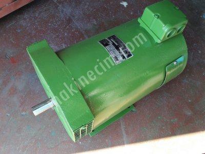 Dc Elektrik Motoru.5 Kw.küçük Gövde