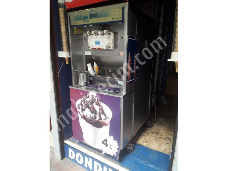 taylor soft dondurma makinesi satilik