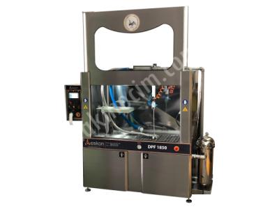 Dpf-1850 Partikül Ve Katalizör Temizleme Makinası