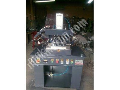 Gofre Baskı Makinesi Sıcak Klişe Yaldız Baskı Makinesi, Deri Kumaş Kağıt Tekstil Ürünleri Baskı