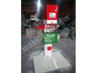 Plastik Sıcak Klişe Yaldız Varak Baskı Makinesi Plastik Kasa, Masa, Sandalye, Baskı Makinesi, Akyol