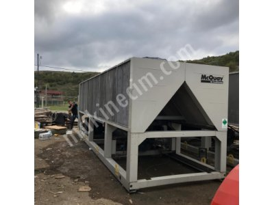 1001Kw Ve 1080 Kw Mcquay Chiller