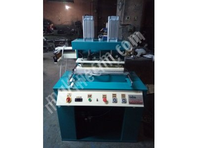 Hot Plate Gilding Foil Embossing Machine