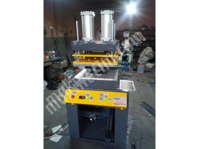 Sıcak Baskı Makinesi Klişe Yaldız Varak Baskı Gofre Presi
