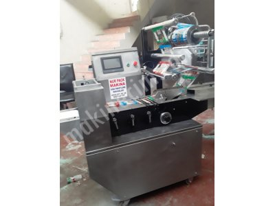 Elit Pack Marka Yatay Paketleme Makinası