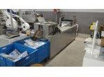 Satılık Bone Makinesi - Tek Kullanımlık Nonwoven Bone Makinesi