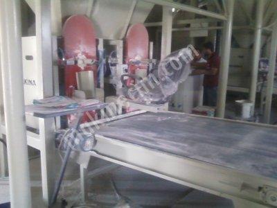 Construction Chemicals Filling Machines (Gypsum-Kalekim-Cement-Calcite) Kraft Filling