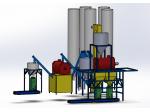 Yapı Kimyasalları Dolum Makinası (Siyah Ve Beyaz Gurubu Aynı Makinada)