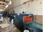 Makropack Tam Otomatik Sürekli Kesim Shrink Makinası Son Sistem